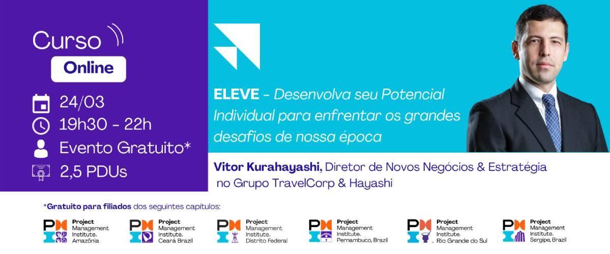 Curso Online | Minicurso ELEVE - Desenvolva seu Potencial Individual para enfrentar desafios