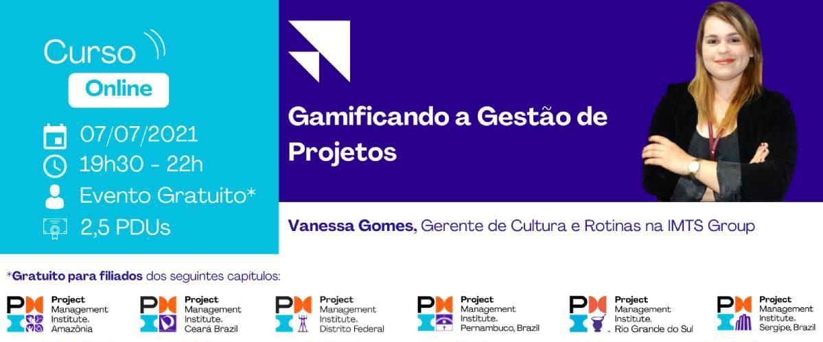 Curso Online | Gamificando a Gestão de Projetos