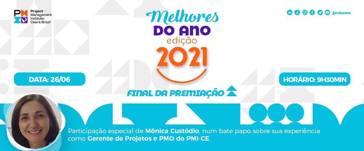 FINAL | PRÊMIO MELHORES DO ANO - Edição 2021